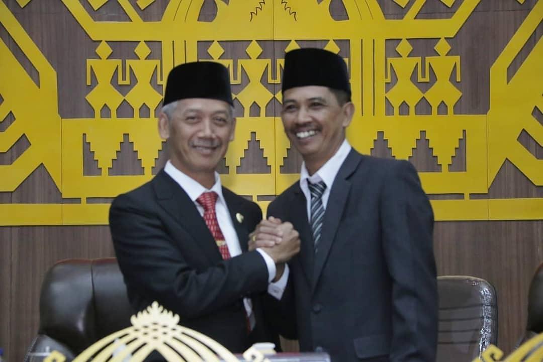 Pelantikan Anggota DPRD Kabupaten Pringsewu Masa Bakti 2019-2024