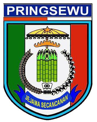 Logo Pemerintah Daerah Kabupaten Pringsewu