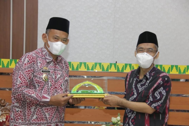 Kunjungan Kerja DPD RI Provinsi Lampung ke Kabupaten Pringsewu