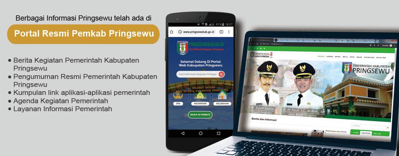 Selamat Datang di Website Resmi Kabupaten Pringsewu