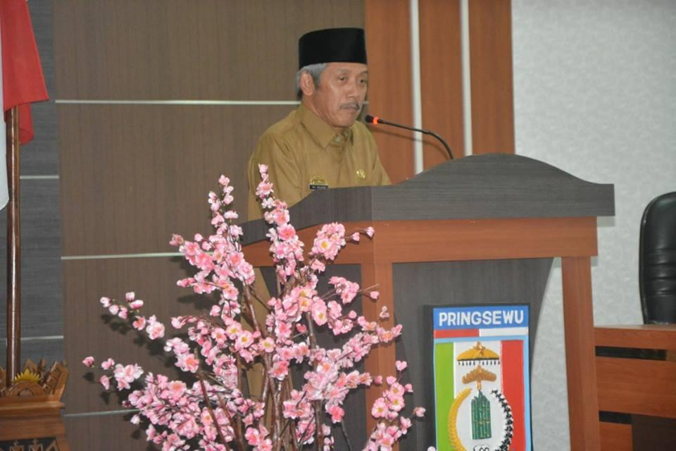 PEMKAB PRINGSEWU BAGIKAN DPA-OPD T.A. 2018-1