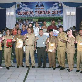 Sukseskan Lampung Sebagai Lumbung Ternak Nasional