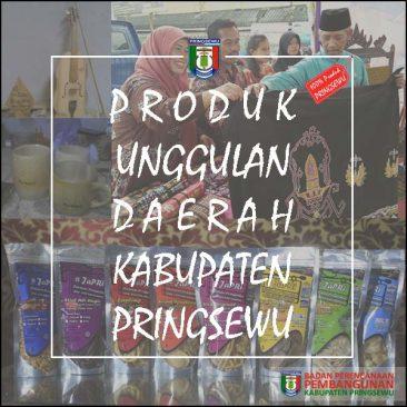 Produk Unggulan Daerah Kabupaten Pringsewu