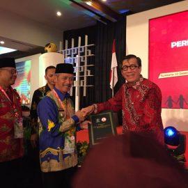 Kabupaten Pringsewu Raih Penghargaan Daerah Peduli Hak Asasi Manusia