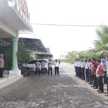 Selepas Cuti Raya, Pemkab Pringsewu Sidak SDN