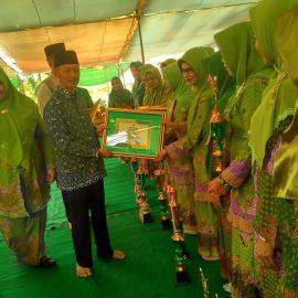 Bupati Pringsewu menghadiri Harlah Muslimat NU yang ke 72
