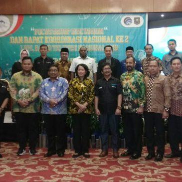 Dampingi Erwin, Gabril Majid Terpilih Sekjen Asosiasi LPPL Radio-TV Nasional